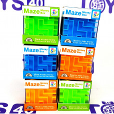Лабиринт малый Maze Money Box