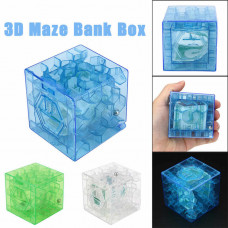 Лабиринт бол. Maze Money Box