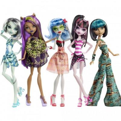 Monster High: головокружительный успех кукол-монстров