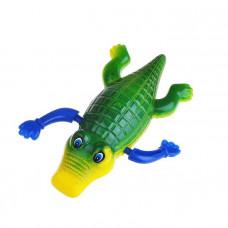 Заводная игрушка Крокодил 10 см (9901)  Н33549