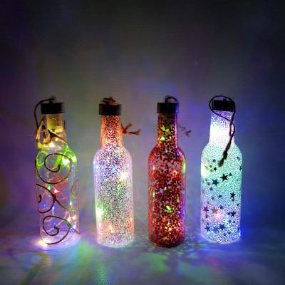 Ёлочные украшения Бутылки,NAS-19