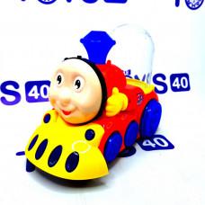 Игрушка н/б, Паровоз Томас, ND084