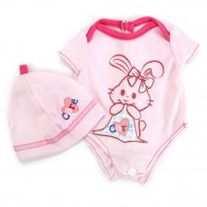 """Комплект одежды для куклы """"Карапуз"""" 40-42см в пак OTF-BLC03-C-RU"""