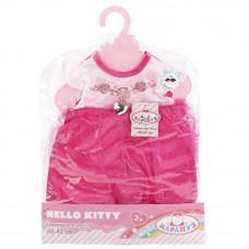 """Комплект одежды для куклы """"Карапуз"""" 40-42см в пак OTF-BLC18-C-RU"""