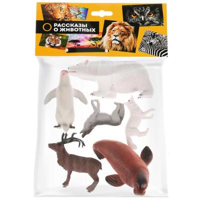 Набор из 6 животных Севера Играем вместе, PH020406A15
