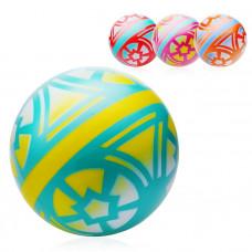Чапаев. Мяч резиновый 200 мм арт. Р4-200