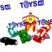 Игр. набор Трансформеры-цифры, S-001/2A