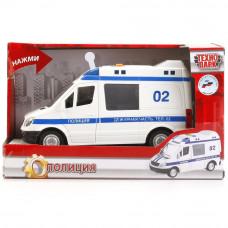 Игрушка машина Полиция инерц. В44635