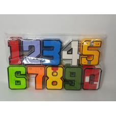 Игр. набор Трансформеры-цифры, YB188-41