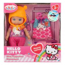 "Кукла ""Карапуз"" Hello Kitty 12см, без звука, с аксесс., YL1701A-RU-HK"