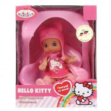 "Кукла ""Карапуз"" HELLO KITTY с качел.и аксес.YL1701T-RU-HK"