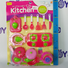 Набор для кухни на карт., YF70, 35945