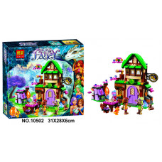 Конструктор Fairy 348 дет. 10502