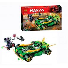 Конструктор NINJA 10803