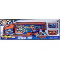 Автовоз Hot Racing с машинками,  HW-112