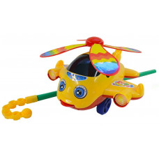 Игрушка каталка Вертолет DELECTATION