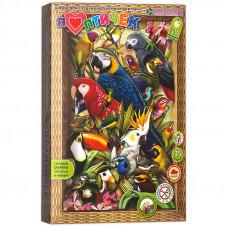 Набор для картины Я люблю птичек АБ 21-114 Р71276