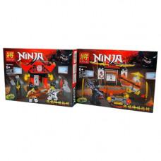 Конструктор NINJA 163дет. 31128