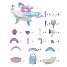 Набор Coloma для купания кукол №2 47250