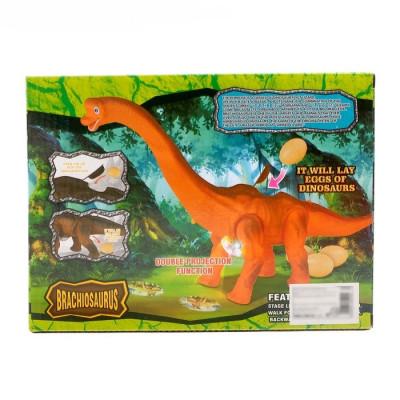 Динозавр на бат. 6663