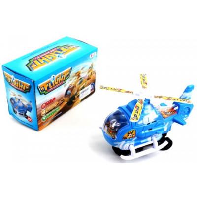 Вертолет н/б Fligt NO.777-41