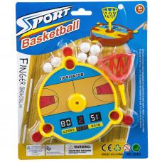 Настольная игра Баскетбол 8803 Ф81717 19*23*3см