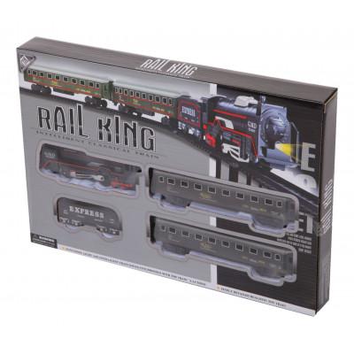 Железная дорога Rall King TL06