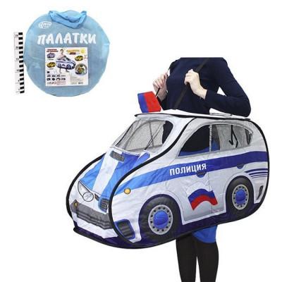 Палатка детская игровая Полиция, YTM6825