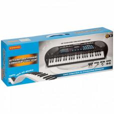 Инструм. муз. на батар., Синтезатор Клавишник Bondibon, BB4948