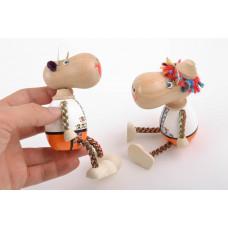 Из чего делают эко-игрушки для детей