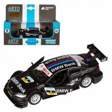 "ТМ ""Автопанорама"" Машинка 1:42 BMW M3 DTM, черный, JB1251209"
