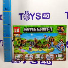 Констр. Minecraft  112 дет. LB548