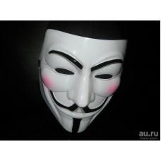 Новая жизнь старого мема. Почему маски Гая Фокса вновь обрели популярность