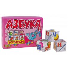 "ДК.Кубики ""Азбука"" 12 шт. арт.00646"