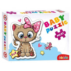 """Дрофа. 3842 Baby Puzzle. """"Котята"""""""