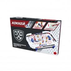 КХЛ Хоккей настольный, из пластмассы+элементы из металла, арт.68200
