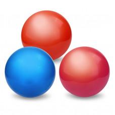 Чапаев. Мяч пластизолевый 150 мм арт.П6-150  Окрашенный