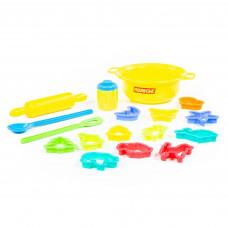 Набор детской посуды для выпечки №2 (18 элементов) 62253