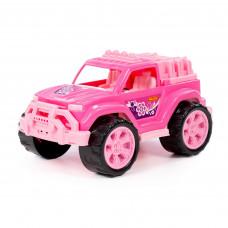 """Автомобиль """"Легион"""" №4 (розовый 78278"""