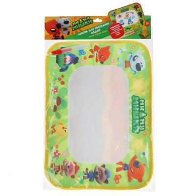 Коврик для рисования водой Ми-ми-мишки в пак. Умка  1706K410-R1