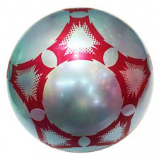 Мяч Футбол 22см, цвет в ассорт. в пак.  171113005