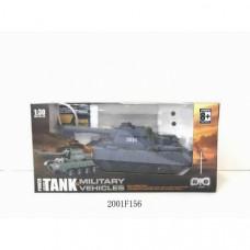 Танк р/у, с пульками, цвет в ассорт. 3884, 2001F156