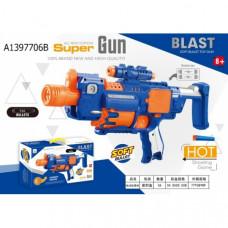 Оружие на бат. с мягкими пулями на присосках в кор.  A1397706B