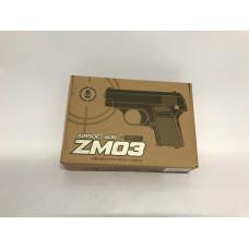 Пистолет пневматический, ZM03
